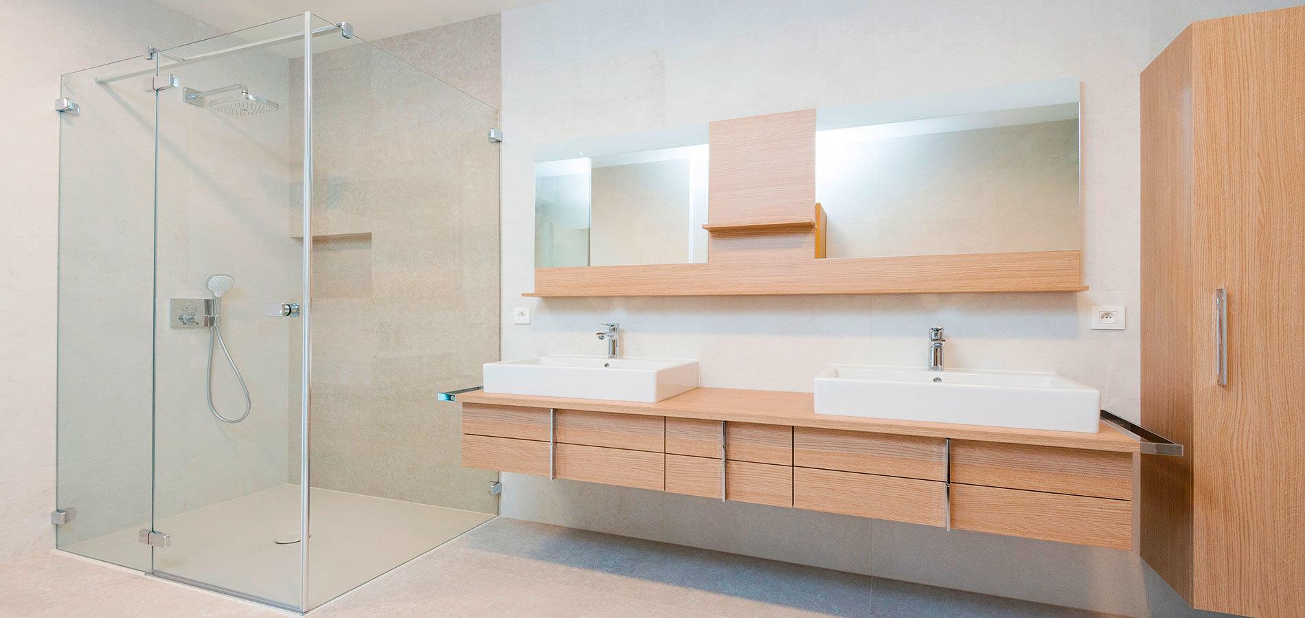 Reforma de baños en Pamplona
